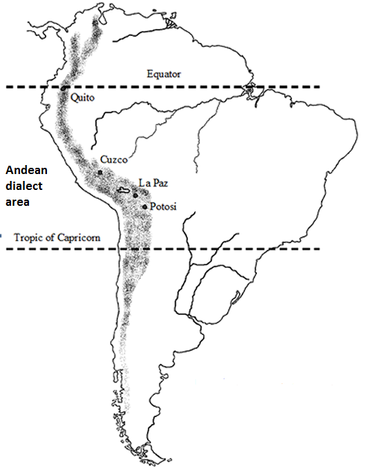 Andean Spanish